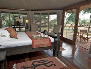 Ashnil Lodge, Samburu Reserve