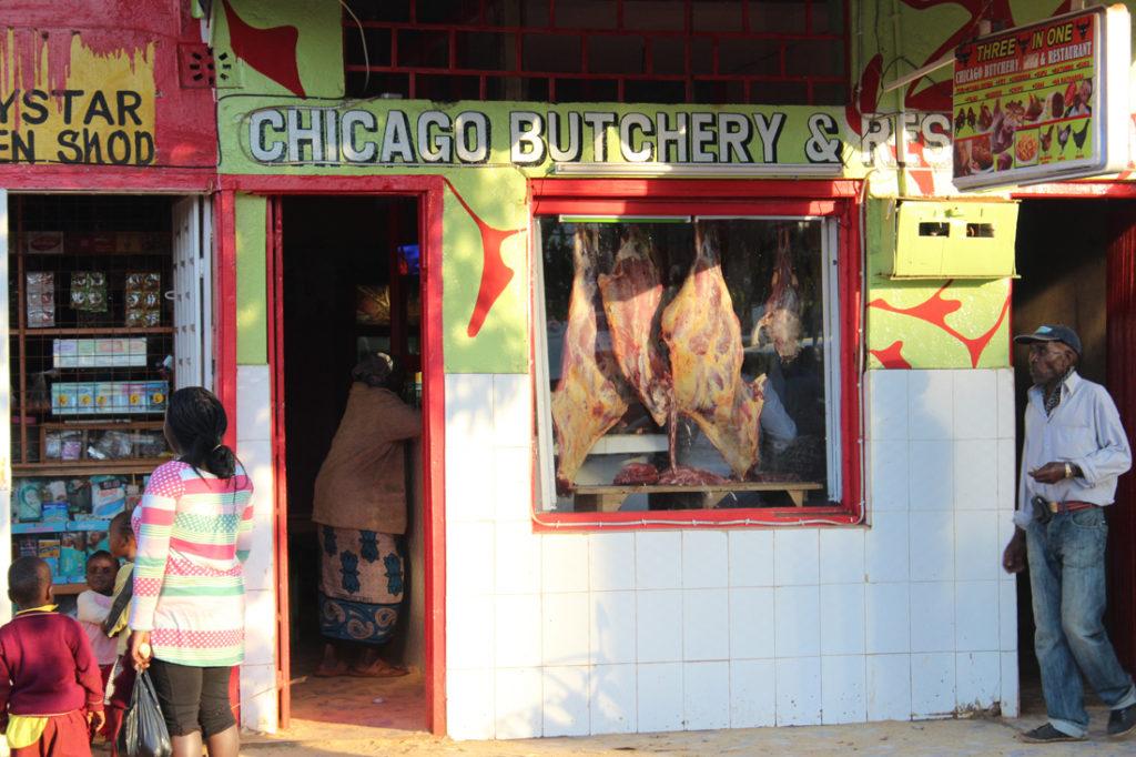 Chicago Style Butchery