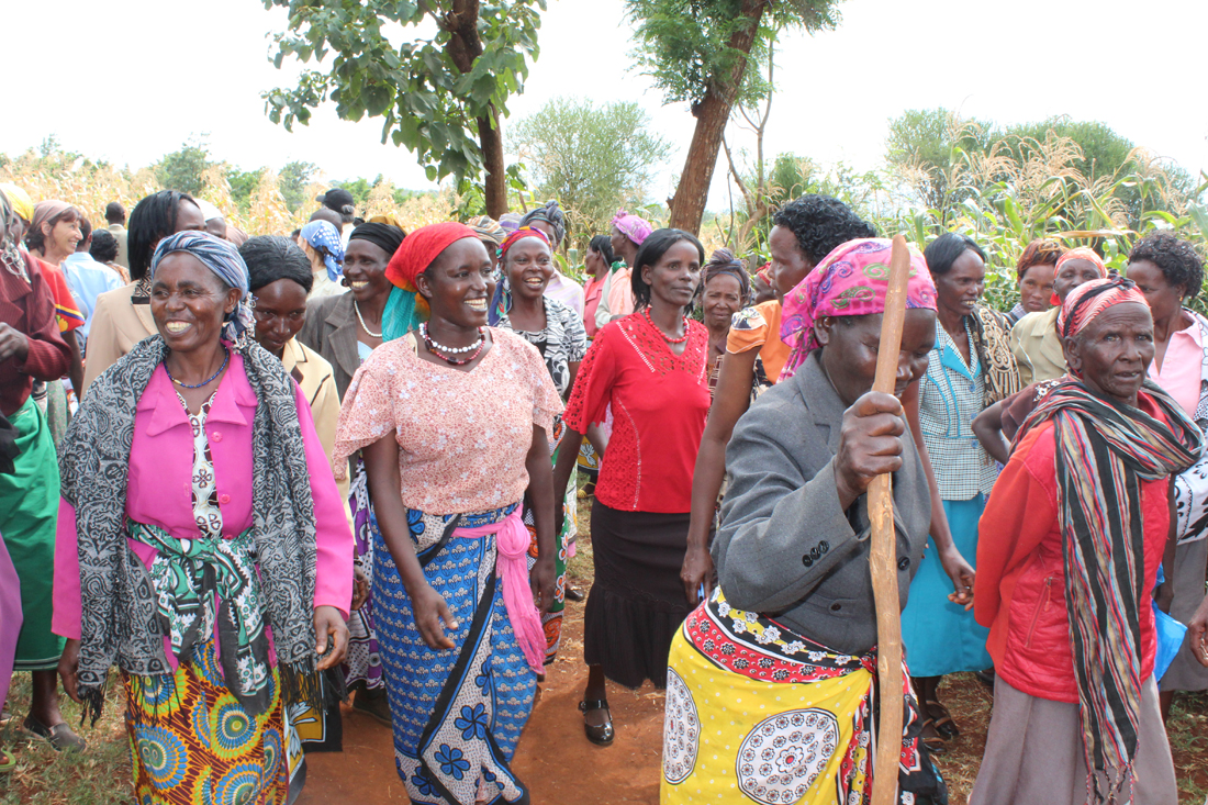 Rural Women Celebrate